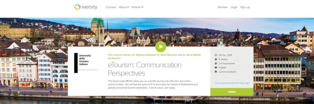 etourism cover
